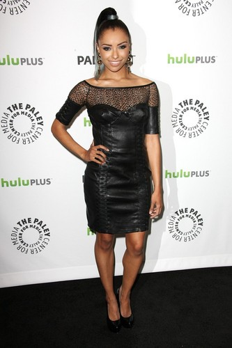 Kat Graham @ The Vampire Diaries at Paleyfest HQ