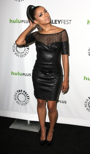 Kat Graham @ The Vampire Diaries at Paleyfest