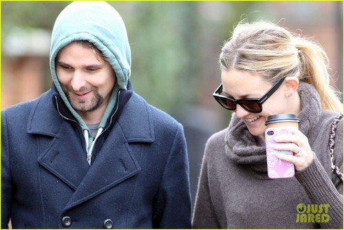 Kate Hudson & Matt Bellamy: Primrose Pair