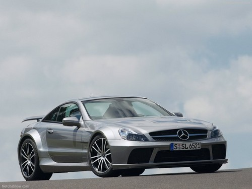 Kate_Alpha's Mercedes Benz SL65 AMG Black Series