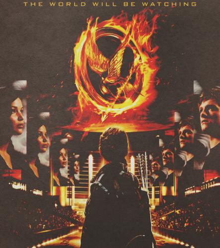 Katniss Everdeen 粉丝 Arts