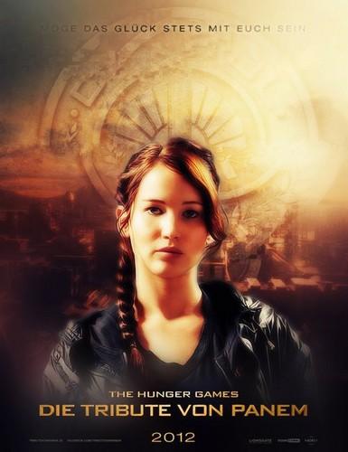 Katniss Everdeen پرستار Arts