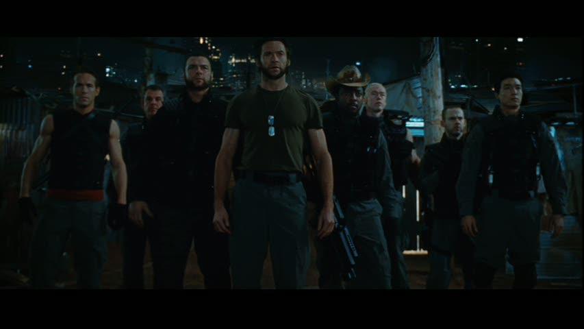 X Men Origins Wolverine Fred Dukes