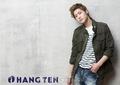 Kim Hyun Joong for 'Hang Ten'