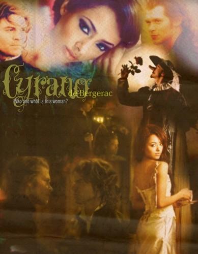 Klaus/Bonnie/Elijah: Cyrano de Bergerac