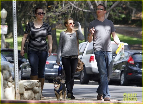Kristen Bell: Griffith Park with Dax Shepard
