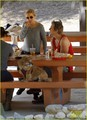 Kristen Bell: Griffith Park with Dax Shepard - kristen-bell photo