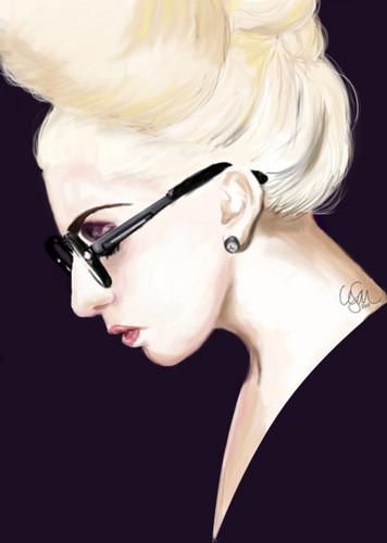 Lady GaGa :P