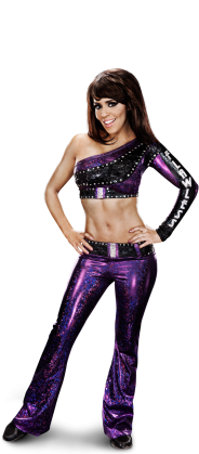 WWE 레일라 바탕화면 probably containing tights, a legging, and a playsuit called Layla