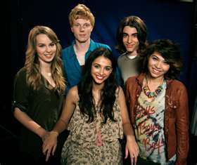 Lemonade Mouth wallpaper titled Lemonade Mouth!