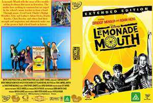 Lemonade Mouth wallpaper containing anime entitled Lemonade Mouth!