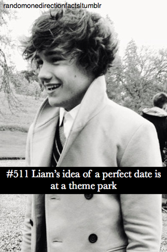 Liam Payne's Facts♥
