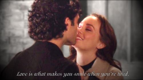 爱情 Is What Makes 你 Smile