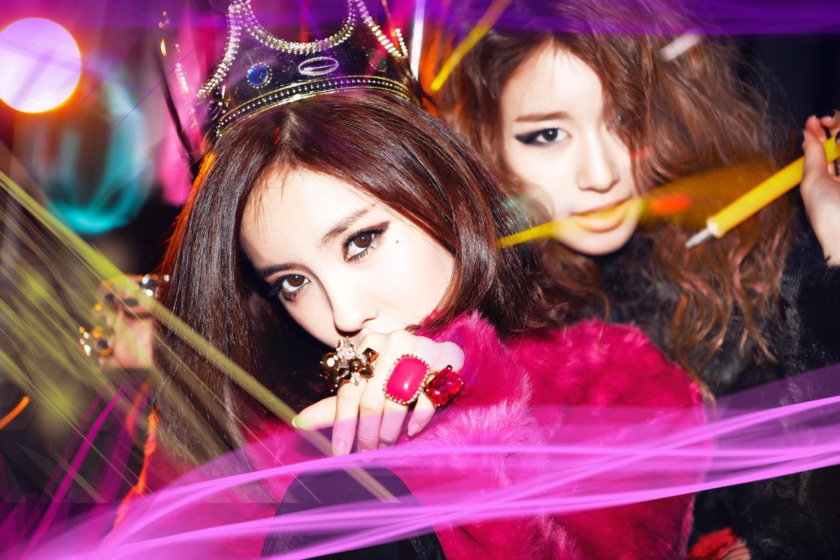 Lovey Dovey - T♔ARA (티아라) Photo (29625818) - Fanpop