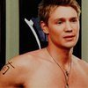 Lucas Scott photo containing a portrait and skin entitled Lucas