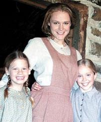 Ma, Laura & Mary