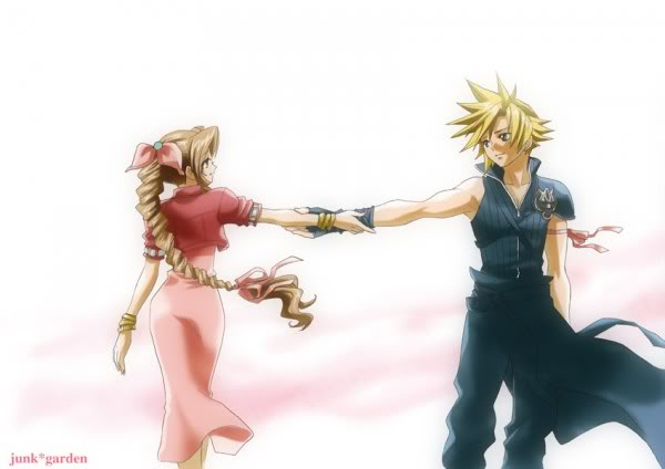final fantasy cloud and aerith relationship quotes