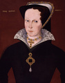 Mary I - women-in-history photo