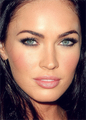 Megan Fox makeup - makeup photo