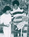 Michael And Janet Jackson Rare Photo's