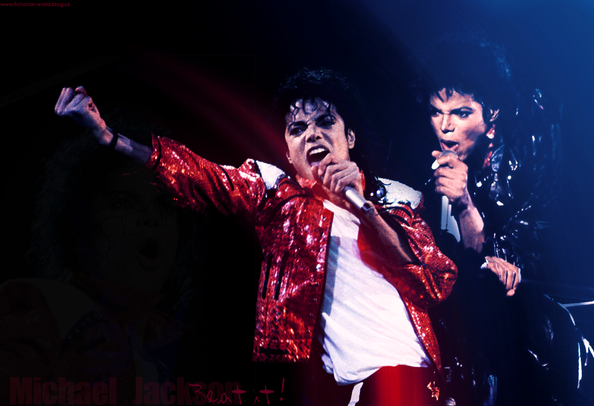 Michael Jackson- BEAT IT!