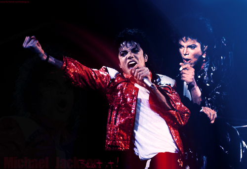 Michael Jackson- BEAT IT!