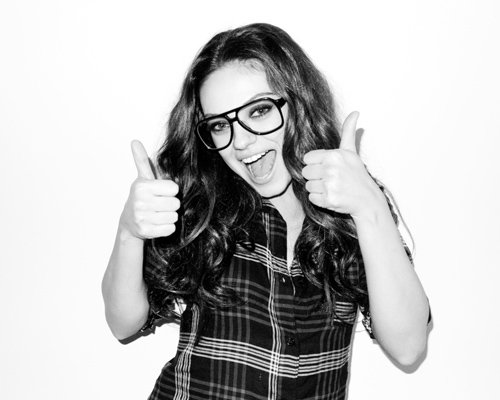 Mila Kunis: Fun and Flirty in Terry Richardson Exhibit
