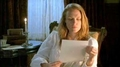 Missie reading a letter from Belinda - love-comes-softly-series photo
