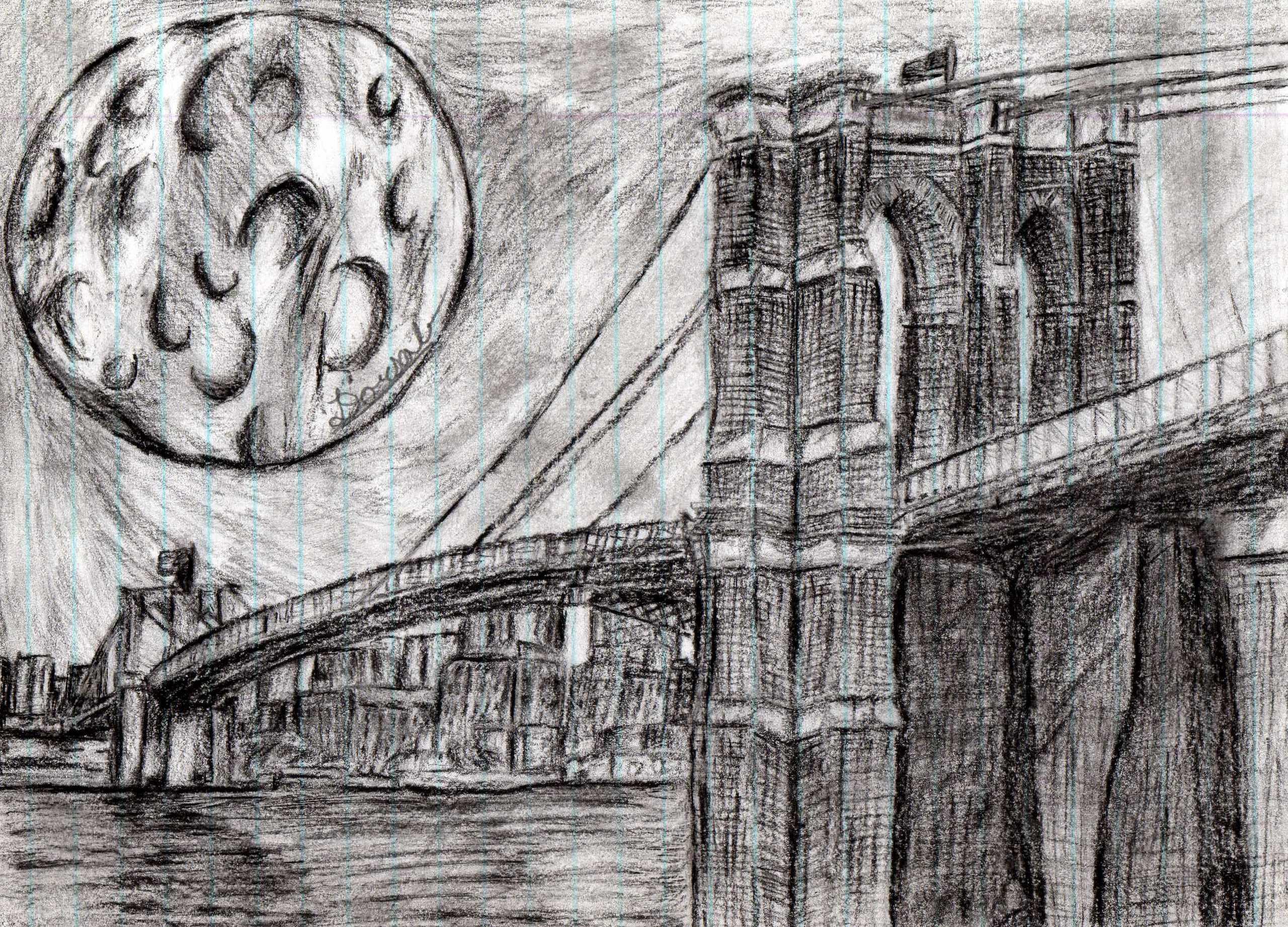 NY Brooklyn Bridge :)