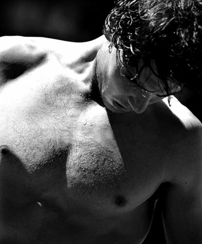 Nadal naked body.. - rafael-nadal Photo