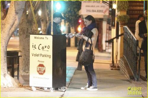 Natalie Portman & Benjamin Millepied: Il Covo Couple