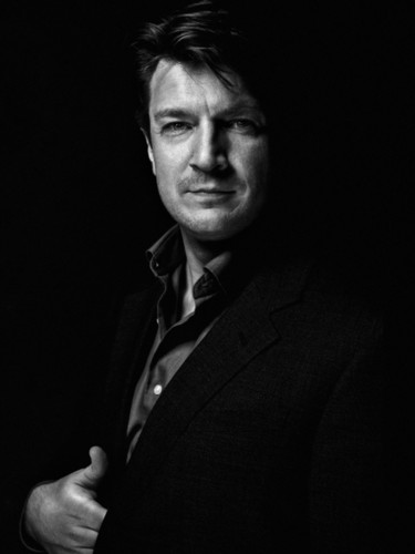 Nathan Fillion - scarletwitch Photo