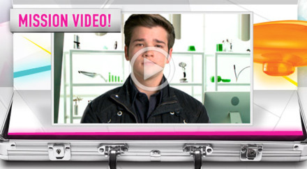 Nathan Kress Wants anda to Collect Slime on Nick.com/kca