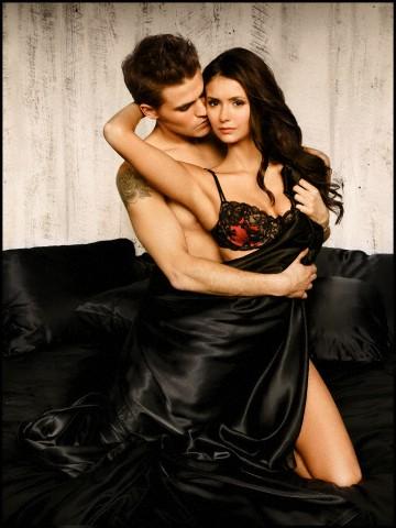 Stefan & Elena wallpaper entitled New EW fotografia