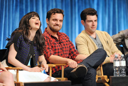 New Girl PaleyFest 2012 <3