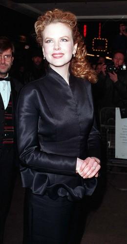 Nicole Kidman - Portrait of a Lady premiere
