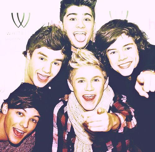 One Direction..♥