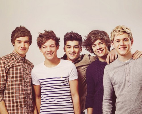 One Direction wallpaper entitled OneDirection ♥