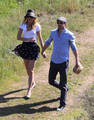 Out in California - blake-lively-and-ryan-reynolds photo