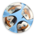 POM Badge - penguins-of-madagascar icon