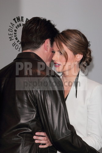 PaleyFest 2012 - Stana&amp;Nathan - nathan-fillion-and-stana-katic Photo