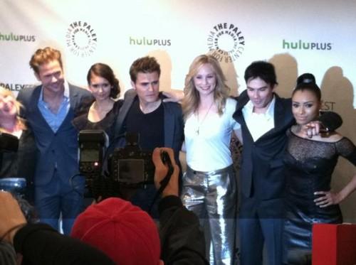PaleyFest 2012 - The Vampire Diaries