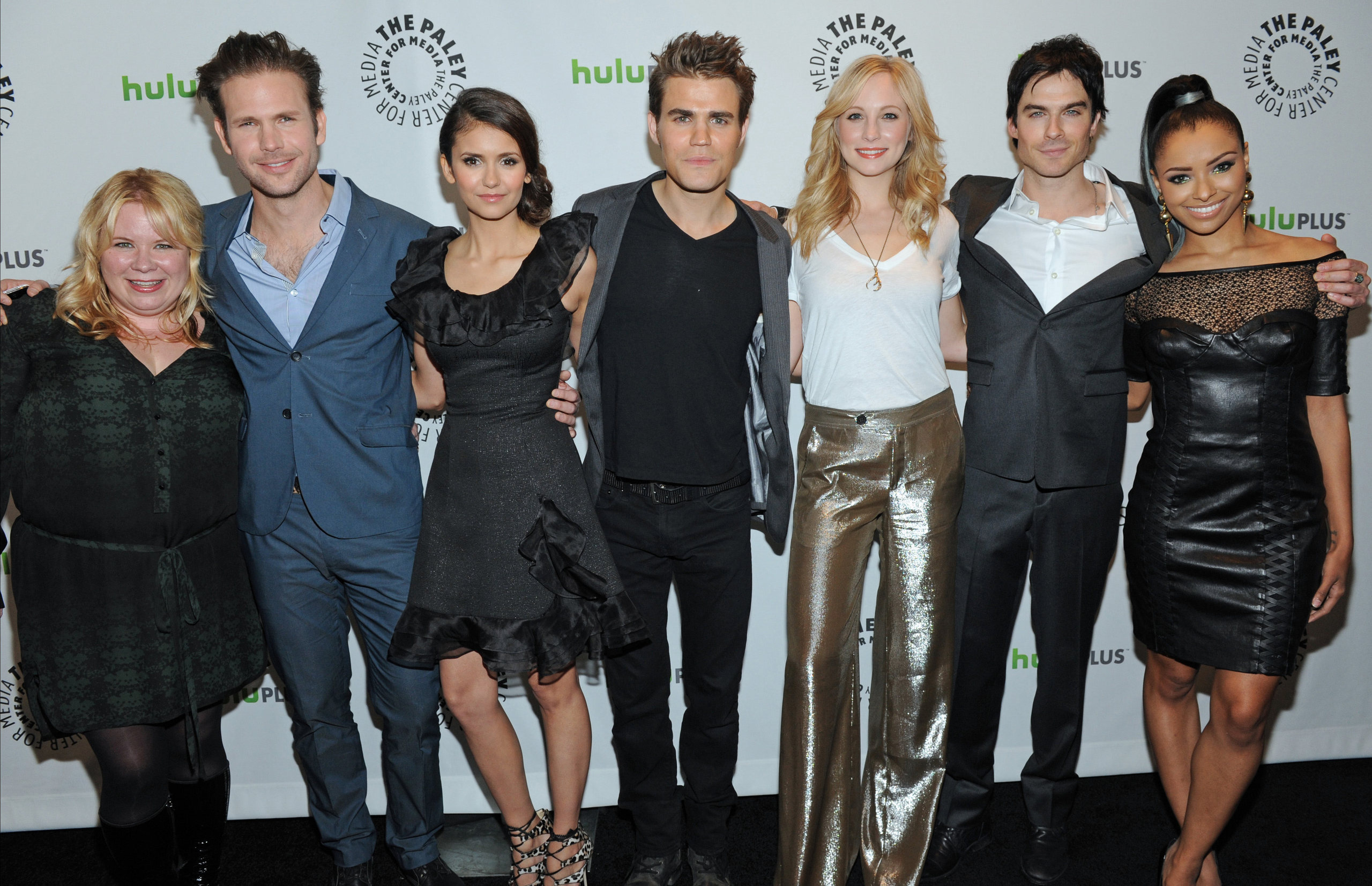 PaleyFest 2012 - The Vampire Diaries