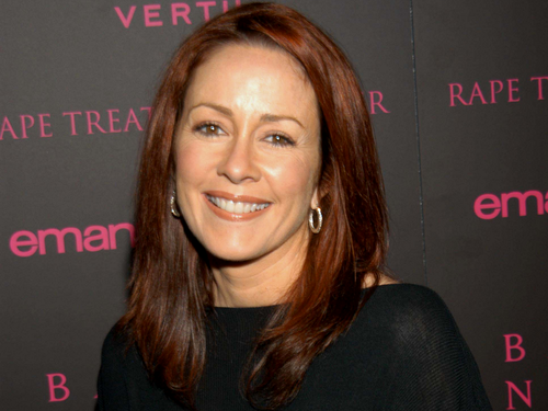 Патриция Хитон Обои possibly containing a sign and a portrait entitled Patricia Heaton