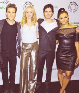 Paul/Candice/Ian/Kat