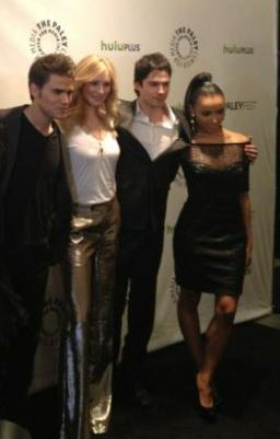 Paul/Candice/Ian/Kat!!!!! - stefan-and-caroline Photo