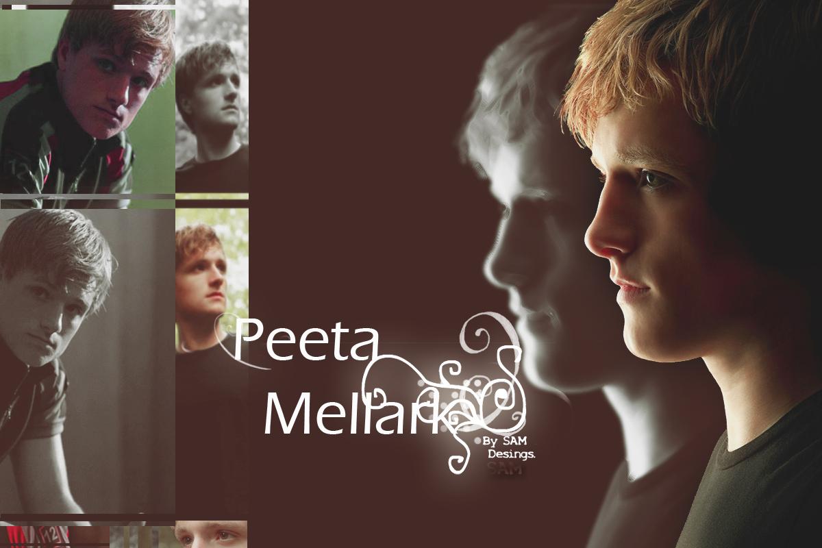 Peeta Mellark پیپر وال
