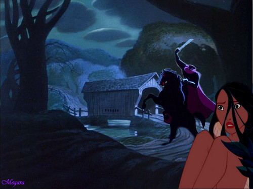 Pocahontas in Sleepy Hollow