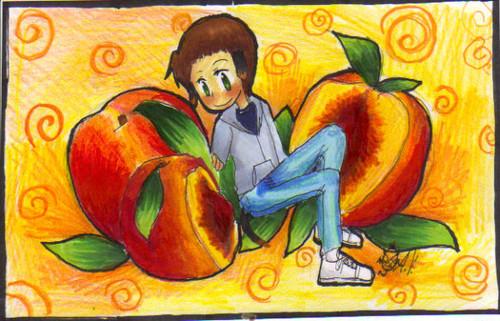 Ponyboy-Peachy Swirl