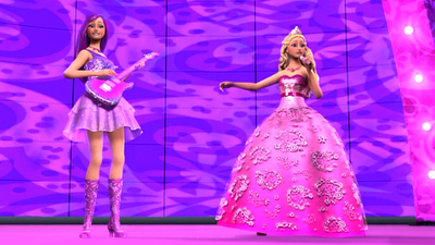 Princess Tori and Popstar Keira